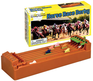 derby race game