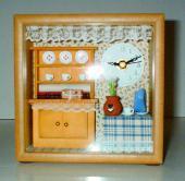 Dollhouse Musicbox Clock f57e895f6e
