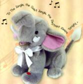 Singing   Animated Elephant 835344473c